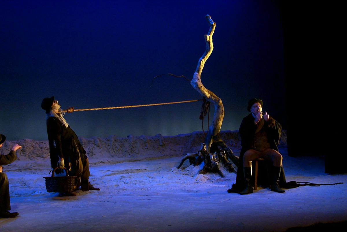 Who is Godot in the play Waiting for Godot  eNotes